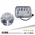 7.3inch 12V 5D Lens Truck Accessories  LED Work Light  Truck Driving Headlight
