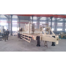 Curved Long Span Steel Corrugated Roof Roll Forming Machine