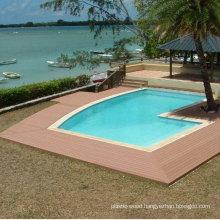 Recycled Plastic Wood Flooring Deck/Outdoor Composite Deck Flooring