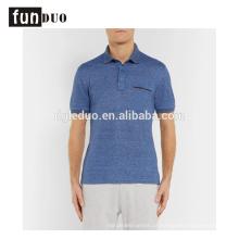 Novo polo vestuário homens camisas curtas azul camisa polo novo polo vestuário homens camisas curtas azul camisa polo