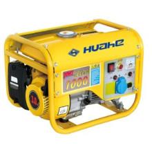 Gerador de gasolina HH1500-A08 com protetor (1KW)