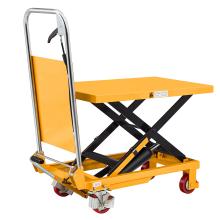 Xilin 150kg 300kg 500kg 330lbs 660lbs 1100lbs lift tables High Quality  Hydraulic Single Scissor Lift table