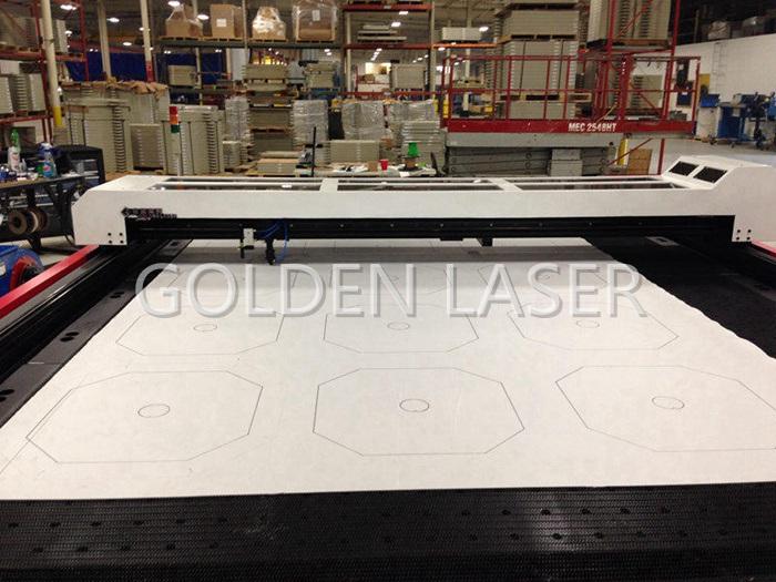 filter cloth laser cutting machine 1