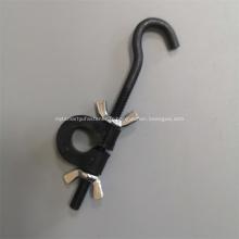 Crochets de tension de machine à tricoter chaîne vis de réglage M6