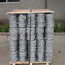 Pagar Keselamatan Barbed Wire Roll