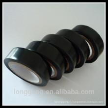 Ruban d'isolation en PVC noir