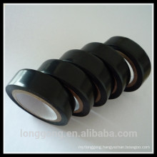 black PVC insulation tape