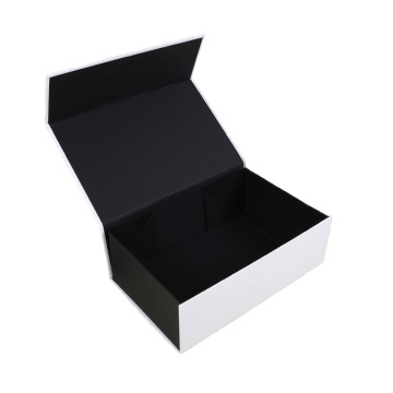 Recycled Paper Foldable Rigid Gift Box for Cosmetics