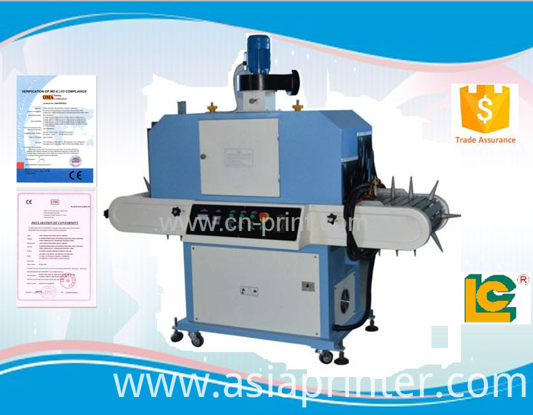 RoundPlane Surface UV Drying Machinery