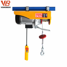mini electric hoist 100kg 500kg 1000kg with CE