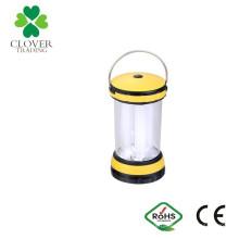 50LUM 6 conduziu a emergência plástica conduziu a lanterna de acampamento