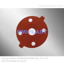 EPDM резиновая прокладка для фланцевого уплотнения