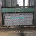 Fabrication principale de 80 x 100 mm Gabion Box utilisée dans River Bank