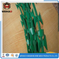 razor barbed wire security fence / isolation strip