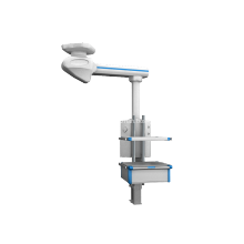 Electric hospital medical pendant