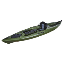 Fishing of Kayak 13ft Length Rowing Boat for Fisher Solo 1 person