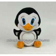 Juguetes de peluche de costumbre LED Night Light Plush Penguin Soft Toys