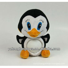 Custom Plush Toys LED Night Light Plush Penguin Soft Toys