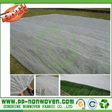 Cubierta de tierra no tejida de PP degradable