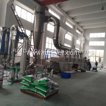 Gelatin particle dryer