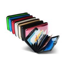 Étui de carte de crédit Nfc-Protection