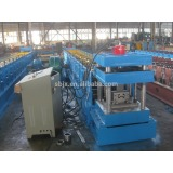 M shaped roll forming machine