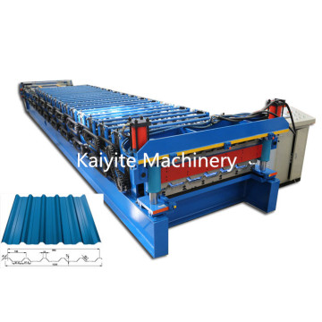 Wall Roof Steel Panel Roll Machine que forma la máquina