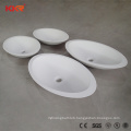 Modern Artificial Stone Resin Sink Bathroom Basin Specification