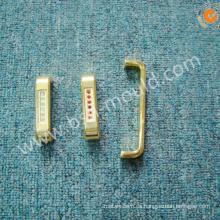 Ventanas de aluminio de la manija de puerta del aluminio de la fundición a presión del OEM