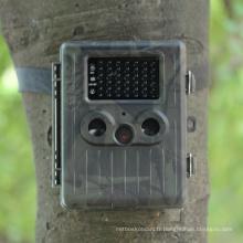 HOT En Gros En Plein Air 12mp SMS MMS GPRS GSM Chasse Caméra Invisible IR