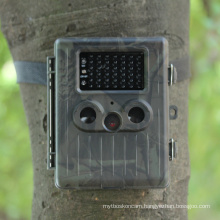 HOT Wholesale Outdoor 12mp SMS MMS GPRS GSM Hunting Camera Invisible IR