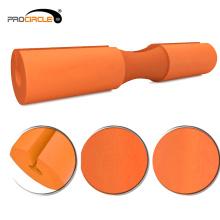 Novo design colorido Weightlifting Foam Barbell Bar Squat Pad