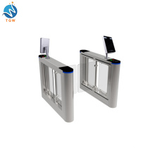 Auto Turnstiles Gate with Face Recognition Biometric Machine