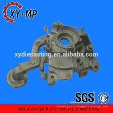 Xiangyu moulé sous pression en fonte moulée sous pression pièces de rechange de moto