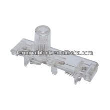 FS-030-3 Alibaba China 600VAC Bloque de Fusibles Indicador LED de apagado