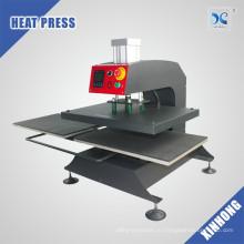 Пневматический Двойной Нагревательной Пластины Тенниска Печатание Сублимации Машина Давления Жары