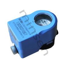Medidor de agua inteligente inalámbrico controlado por válvulas de plástico