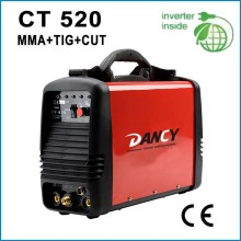 3 in 1 kaynak makinesi, mma tig cut CT520