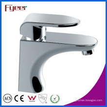 Hot and Cold Water Bathroom Basin Faucet Mixer Tap (Q3038)