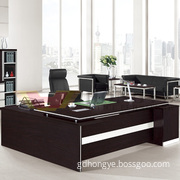 Big Company Wooden Executive Modern Office Furniture (HY-JT01)