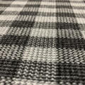 High Quality Checked Terry Fabric