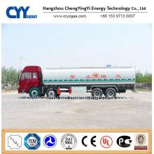 China 2015 LNG Liquid Oxygen Nitrogen Argon Fuel Tank Car Semi Trailer