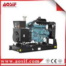 Generador de energía del generador doosan de Corea generador diesel de 66KW 83KVA
