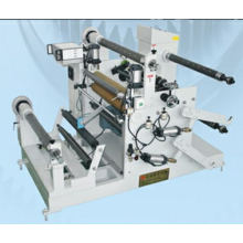 Machine de rétraction et de découpe de papier