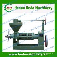 machine de presse d'huile de vis avec le meilleur prix