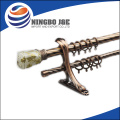 Anti Copper Twisted Curtain Rod with Accessories