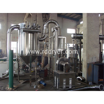 WFJ super fine grinder for dyestuff industry