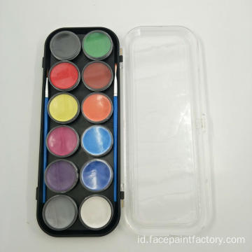 FDA Approved Best Face Painting Kit untuk anak-anak