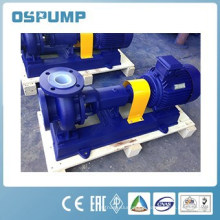 Plastic alloy chemical centrifugal pump