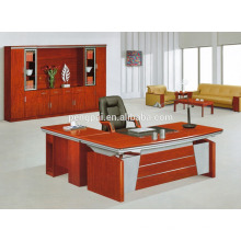 1.8 meter office table with side table